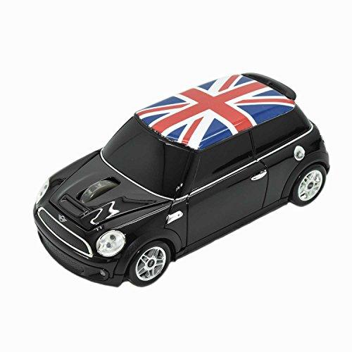 Mini Cooper Mini Cooper (Union Flag) British Flag Wireless Car Mouse 2.4G Jp F/S