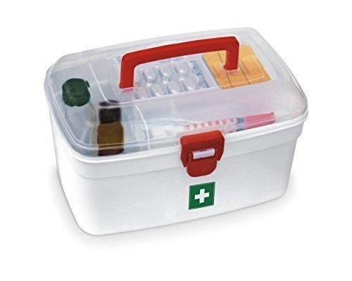 YFXOHAR medical box organiser/medical box price/medical box small/medical box travel/medical box with out medicine/medical box for home/medical box
