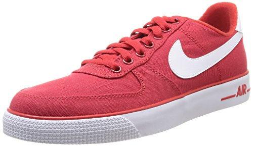 Nike Air Force 1 Ac Scarpe sportive, Uomo University Red/White