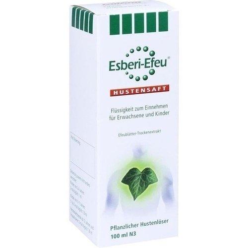 Esberi-Efeu Hustensaft 100 ml