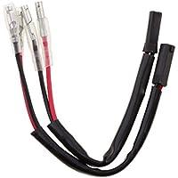 perfeclan conector adaptador de señal de giro para suzuki gsx1300r gsx 600 750 f tl1000 1997-2012