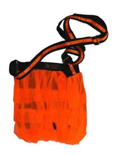 Insanity, Borsa a spalla donna Multicolore Multicolore Multicolore (Arancio fluo)