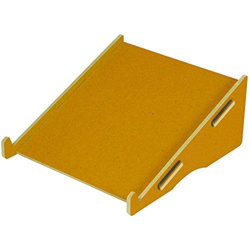 Preisvergleich Produktbild Laptop-Ständer goldgelb