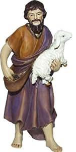 Pastore con le pecore, adatto per 12 centimetri cifre