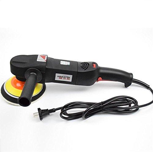 motorisiert Polieren Maschine Professional Waxing Maschine Licht 6Stalls konstante Geschwindigkeit (3m Orbital)