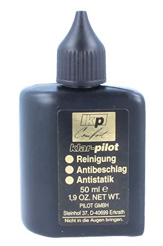 Klar- Pilot Gel - antibeschlag, antistatik, reinigen