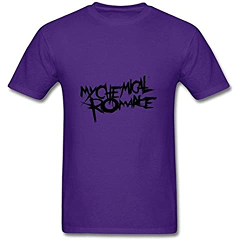 HF-welling Men's My Chemical Romance Short Sleeve T-Shirt