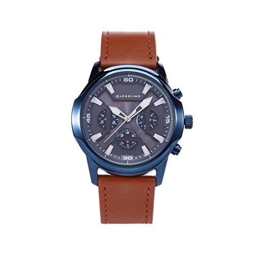 Giordano Analog Blue Dial Men's Watch - C1013-01