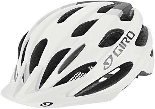 Giro Revel Helmet mat White/Grey 2019 Fahrradhelm - Mountainbike-helm Giro