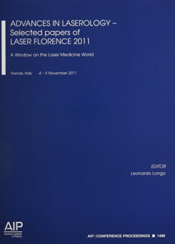Advances in Laserology - Selected Papers of Laser Florence 2011:: A Window on the Laser Medicine World (AIP Conference Proceedings, Band 1486) - Globale Anti-aging-system