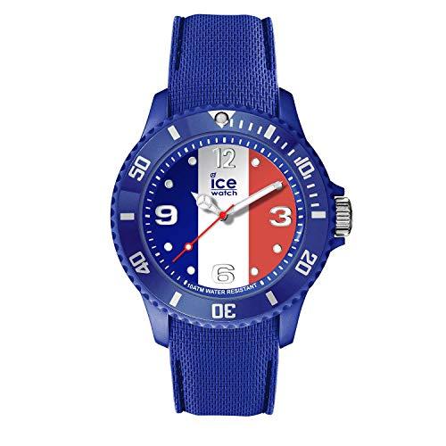 ICE-Watch Orologio Analogueico Quarzo Uomo con Cinturino in Silicone 015734