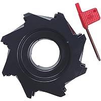 hhip 2066–500012,7cm X 1–1/5,1cm Bohrung 90Grad apkt-160408Index können Face Mühle, 8Zähne