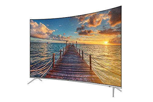 Abbildung Samsung UE43KS7590 (EU-Modell UE43KS7580) SUHD/4K LED TV, Curved