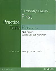 Practice Tests Plus FCE New Edition Students Book with Key/CD Rom Pack