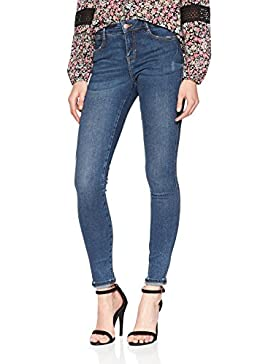 PIECES Damen Skinny Jeans