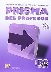Prisma B2 Avanza - Libro del profesor: Tutor Book + CD