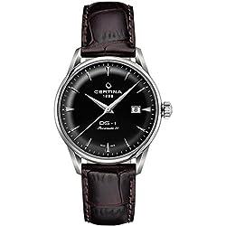 Certina DS-1 Powermatic-80 Reloj de Hombre automático 40mm C029.807.16.051.00