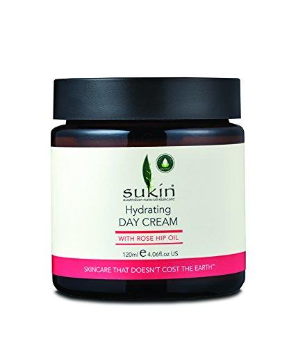 Sukin Rose Hip Hydrating Day Cream 4.06 Oz. by Sukin