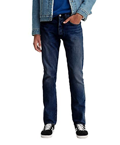 Levi´s ® 501 Jeans Slim Tapered FIT Herren Hose Dark Hours W34/L32 Levis Relaxed Fit Bootcut Jeans