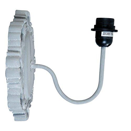 Wandlampe 19*19*23 cm / E27/60W