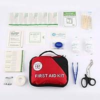 Winbang 101pcs Multi-Purpose Erste-Hilfe-Ausr¨¹stung Outdoornotfallbehandlung Notfall FDA Medical Grade Supplies... preisvergleich bei billige-tabletten.eu