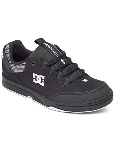 DC Shoes Syntax SN - Chaussures pour homme ADYS300335 Noir - Black/White/Red