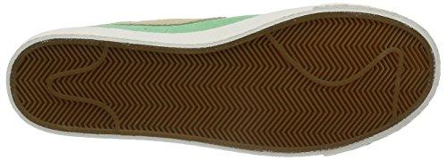 Vintage Blazer Sapatilha De Meados Verde Qs A Prémio Calçam Nike qw8X15x