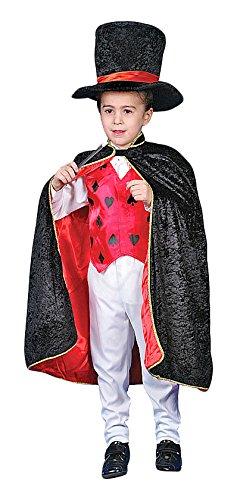 Imagen de dress up america  disfraz de mago deluxe, niños 3 4 años 232 t