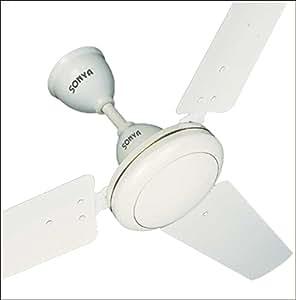 42 ceiling fan heavy duty white with double ball bearing amazon 42 ceiling fan heavy duty white with double ball bearing mozeypictures Gallery