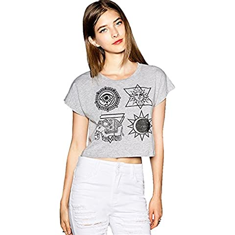 Tribe Galaxy Elephant Totem T-shirt Tee Maglietta