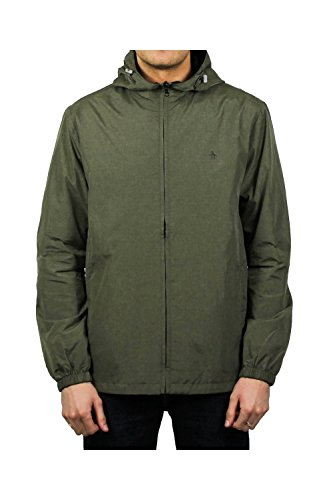 original-penguin-reversable-melange-giacca-uomo-green-burnt-olive-heather-large