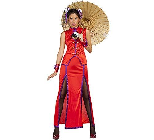 Zzcostumes China Shanghai Kostüm für eine Frau (Shanghai Kostüm)