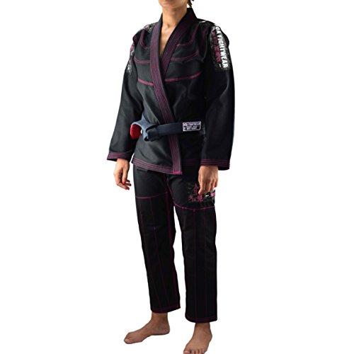 Bõa bjj gi kimono donna treinado 3.0 - nero, f4
