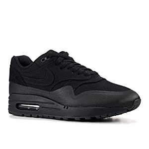41kIApJE DL. SS300  - Nike Mens Air Max 1 Patch Black Trainer