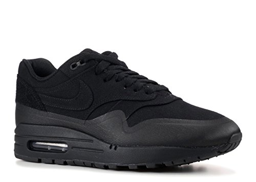41kIApJE DL - Nike Mens Air Max 1 Patch Black Trainer