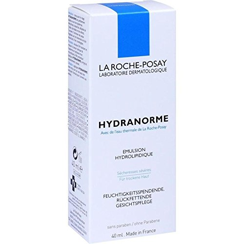 Roche Posay Hydranorme Em 40 ml - Abend-emulsion