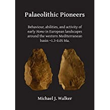 Palaeolithic Pioneers: Behaviour, abilities, and activity of early Homo in European landscapes around the western Mediterranean basin ~1.3-0.05 Ma