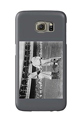 Hal Chase, NY Highlanders; John McGraw, NY Giants, Baseball Photo (Galaxy S6 Cell Phone Case, Slim Barely There) -