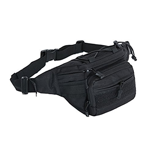 Fonrest misura grande per cintura tattica nero