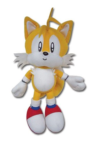 Sonic the Hedgehog - Tail Plush Toy Doll 25cm Original & Licensed includes FREE Delivery