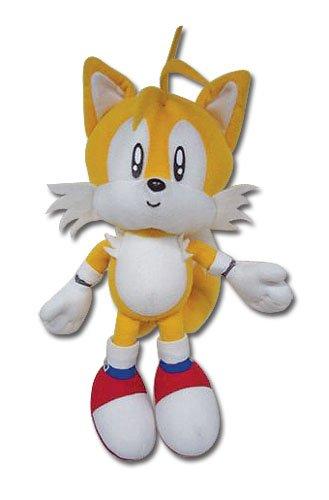 Tail Plüsch-Figur 25cm Stofftier Original & Lizensiert (Sonic Tails Cosplay)