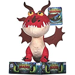 DreamWorks 12435 How to Train Your Dragon - Gancho de Peluche (32 cm, 32 cm)
