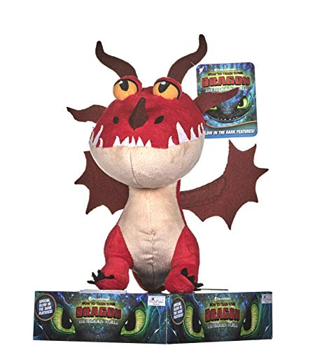 8cb46c351 DreamWorks 12435 How to Train Your Dragon - Gancho de Peluche (32 cm, 32