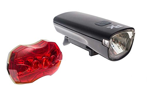RSP High Performance LED Front and Rear Light Set
