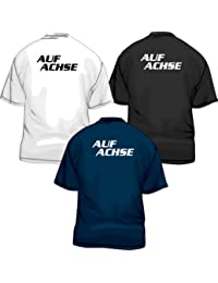 Auf Achse T-Shirt, Fanshirt zur Kult TV-Serie