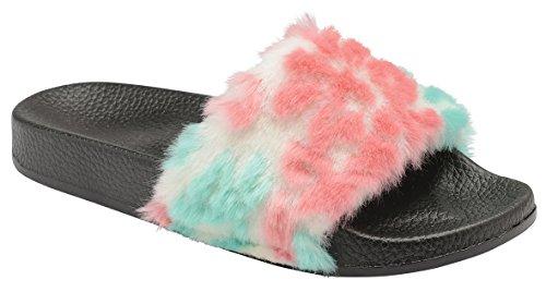 Preisvergleich Produktbild Hari Deals, Damen Clogs & Pantoletten , mehrfarbig - multi - Größe: 37.5