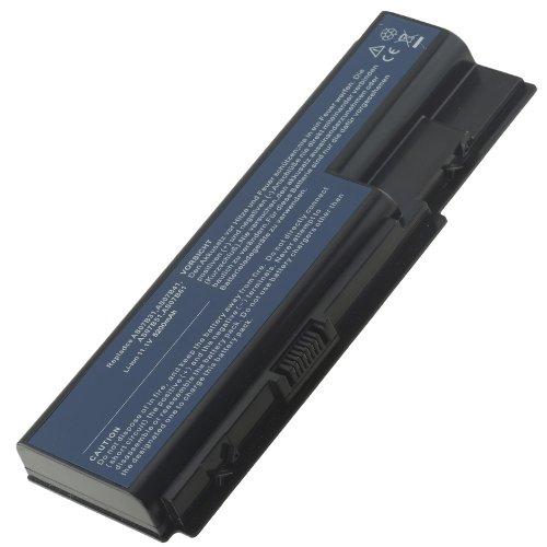 Akku 5200mAh 10,8V für Notebook Acer Aspire 8735G