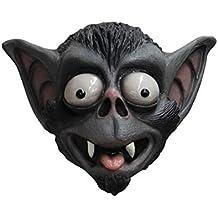 Horror-Shop Máscara De Látex De Murciélago Loco