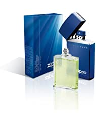 Zippo Into The Blue, 50 ml plus 50 ml refill, 1er Pack (1 x 100 ml)