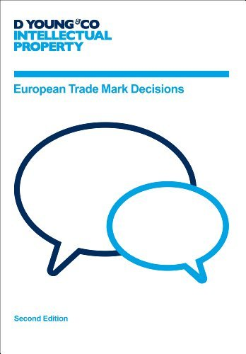 European Trade Mark Decisions by Jeremy Pennant (2013-12-01)